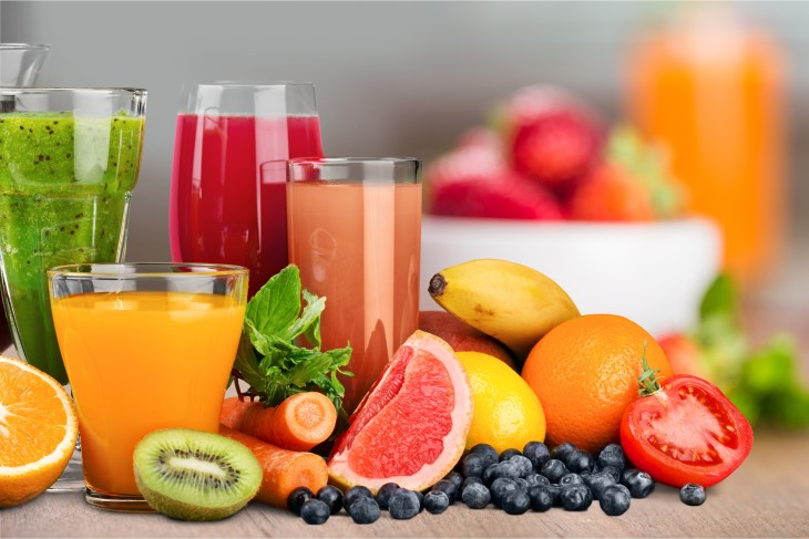 Fruit stock image
