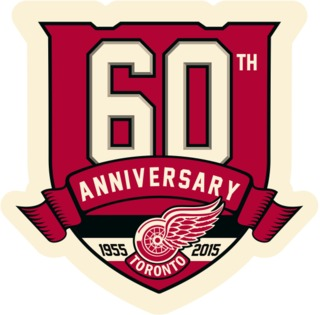 Toronto Red Wings 60 years