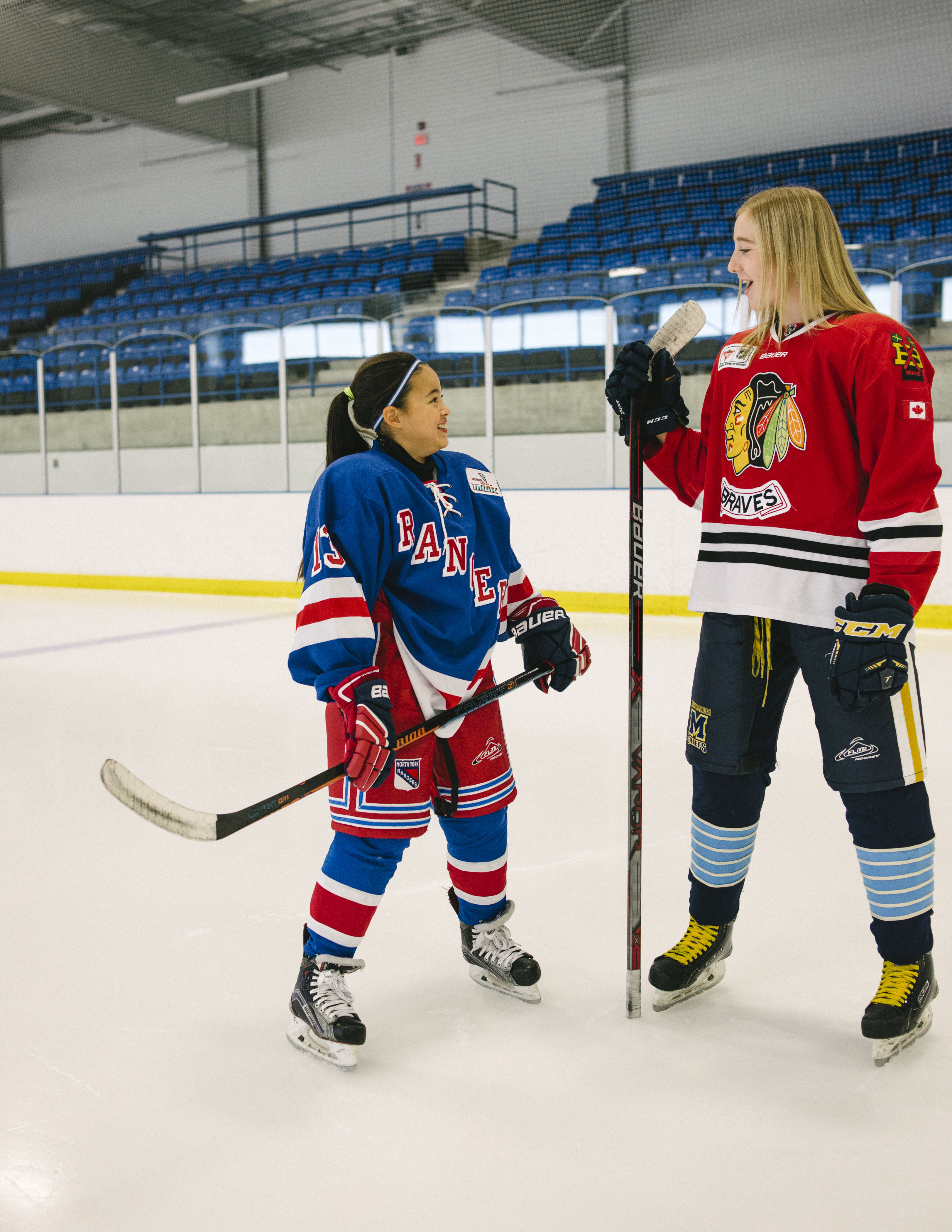 Ladies of the League – GTHL