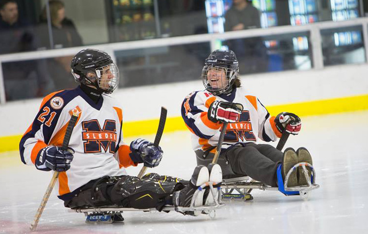 Markham Islanders Bring Competitive Sledge Hockey To The Toronto