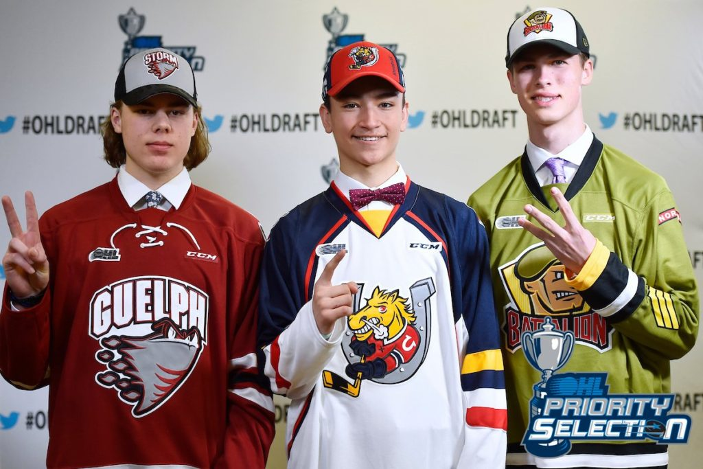 Midget draft prospects