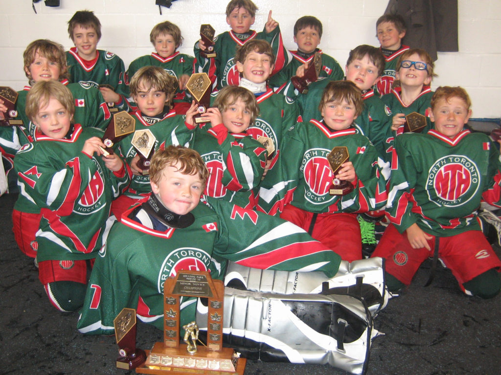 North Toronto Minor Novice Red1
